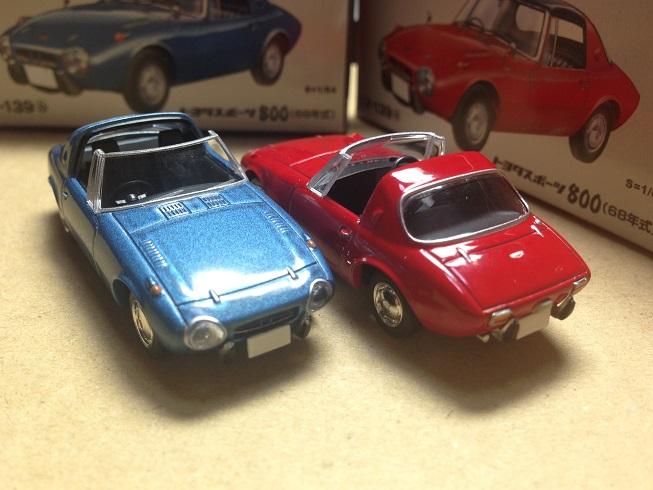トミーテック トヨタスポーツ800